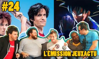 L'ÉMISSION JEUXACTU #24 : le test de Crackdown 3, critique ciné Nicky Larson, Let's Play Jump Force
