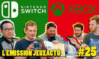 L'ÉMISSION JEUXACTU #25 : l'alliance Microsoft/Nintendo avec Epyon de JVC, zoom sur Third Editions avec ses fondateurs