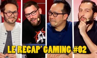 Le Récap' Gaming #02 : le futur du JV, des jeux NeoGeo sur le plateau (ft. Julien Chièze)