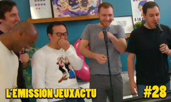 L'ÉMISSION JEUXACTU #28 : on se ridiculise sur The Voice 2019, le State of Play de Sony était-il une déception ?