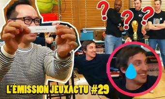 L'ÉMISSION JEUXACTU #29 : on mime des noms de jeux vidéo, les Poissons d'Avril, le film Shazam ça donne quoi ?
