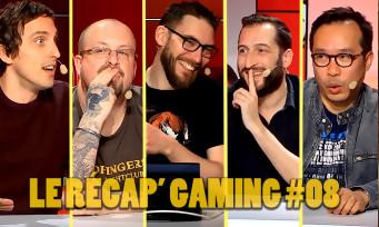 Le Récap' Gaming #08 : on devine des noms de jeux en rébus, RAGE 2 et Control, deux jeux prometteurs ?