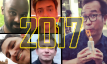 Top 5 de 2017 : voici les meilleurs jeux de l'année selon JEUXACTU