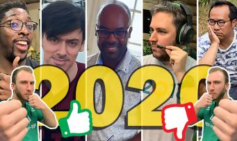 Top & Flop 2020 de JEUXACTU, l'année de la désillusion, mais le GOTY est unanime !