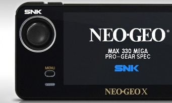 NeoGeo X : SNK Playmore demande l'arrêt immédiat de la fabrication