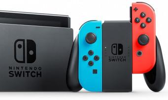 Nintendo Switch : une nouvelle vidéo qui fait le tour des caractéristiques de la console