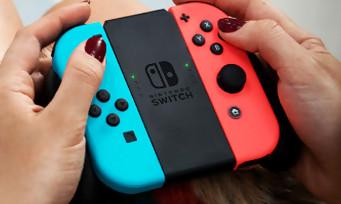 La Nintendo Switch dépasse les 10 millions d'exemplaires, un rythme de vente similaire à la PS4