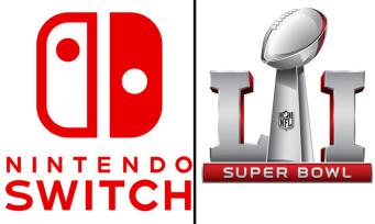 Switch : Nintendo va diffuser une publicité durant le Super Bowl, la voici