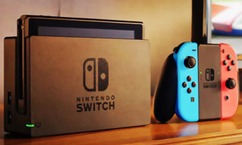 Switch : Nintendo attaqué en justice, la production de la console en péril ?