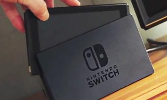 Nintendo Switch : la console n'aura pas 32 Go d'espace libre, la preuve avec cet unboxing
