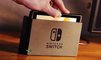 Nintendo Switch: vous ne pourrez pas transporter vos sauvegardes...