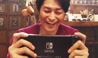 Nintendo Switch : découvrez les premières pubs japonaises consacrées à la console