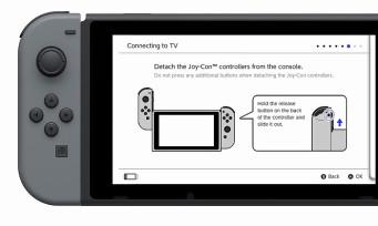 Nintendo Switch : une vidéo pour nous montrer comment bien régler sa console
