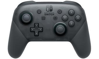 La manette Pro Controller de la Nintendo Switch fonctionne parfaitement sur PC !