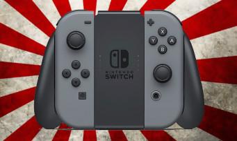 Nintendo Switch : les ventes au Japon sont plutôt bonnes, voici les chiffres