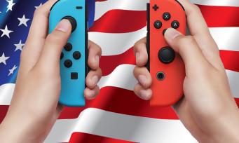 Nintendo Switch : un record de vente aux Etats-Unis selon Nintendo
