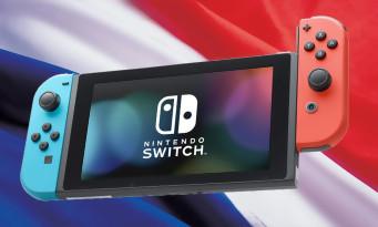 Nintendo Switch : des ventes historiques en France, des chiffres supérieurs à ceux de la Wii et de la PS4 !