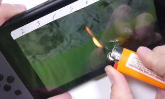 """La Nintendo Switch est-elle résistante ? Voici une série de """"tests-tortures"""" pour le savoir"""
