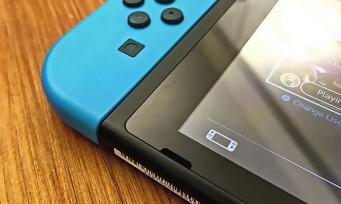 Nintendo Switch : voici un moyen de jouer sur la TV sans rayer l'écran de la console