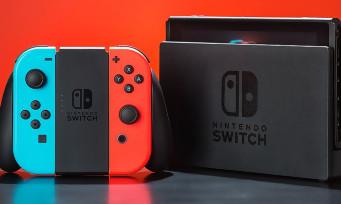 Nintendo : un nouveau modèle de Switch en 2019 ? les infos !