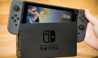 Switch : les joueurs utilisent autant la console dehors qu'en salon, le concept hybrid performant