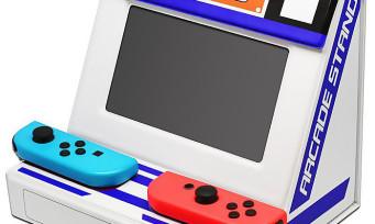 Nintendo Switch : quand la console se transforme en mini-borne d'arcade