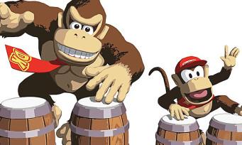 Nintendo Switch : bientôt des nouveaux accessoires ? Les fans de Donkey Konga vont adorer