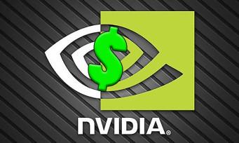 Switch : la console de Nintendo aurait rapporté près d'1 milliard de dollars à Nvida