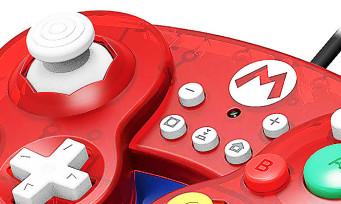 Nintendo Switch : 3 manettes GameCube aux couleurs de Mario, Zelda et Pokémon arrivent
