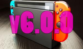 Nintendo Switch : la console accueille la mise à jour 6.0.0, tous les détails ici