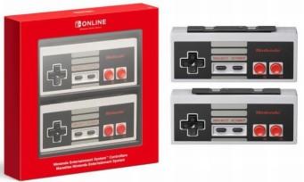 Nintendo Switch Online : toutes les infos et les images des Joy-Cons collector NES