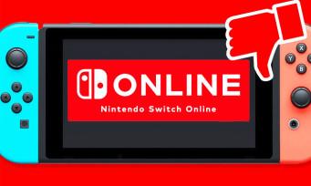 Nintendo : beaucoup plus de dislikes que de likes pour la vidéo du Switch Online, on fait le point