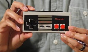 Nintendo Switch : l'envoi des manettes NES a débuté, un unboxing pour patienter