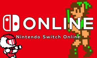 Nintendo Switch Online : deux jeux cultes NES se rajoutent au catalogue, découvrez lesquels !