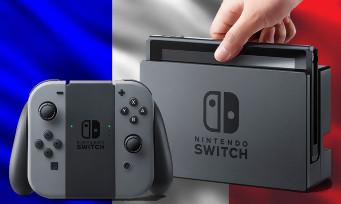 Switch : le bilan des ventes sur l'année 2018, objectif atteint pour Nintendo France