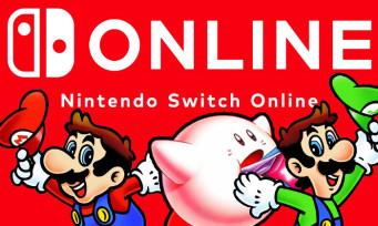 Nintendo Switch Online : voici les nouveaux jeux de février, Mario et Kirby dans le lot