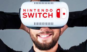 Switch : Nintendo annoncerait ses projets de réalité virtuelle très bientôt
