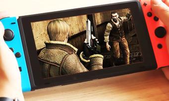 Resident Evil : les portages Switch des épisodes 0, 1 et 4 vont être détaillés
