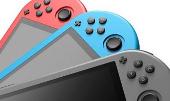 Nintendo Switch : des nouvelles rumeurs sur le modèle Lite, il devrait sortir dans quelques mois
