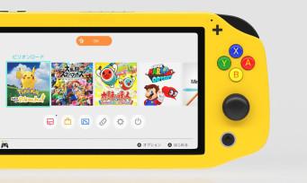 Switch Mini : un accessoire BigBen pour la prochaine console de Nintendo a fuité en Allemagne
