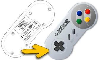 Switch : le brevet d'une nouvelle manette indique l'arrivée prochaine des jeux Super Nintendo
