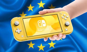 Nintendo Switch : la console cartonne en Europe, voici les chiffres de ventes