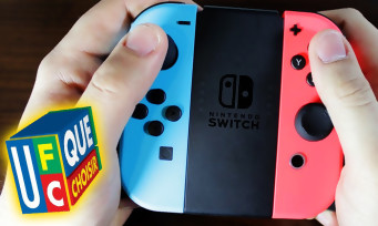 Switch : Nintendo mis en garde par UFC-que-Choisir pour l'affaire du Joy-Con Drift