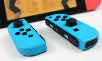 Switch : Nintendo présente officiellement ses excuses pour le Joy-Con Drift