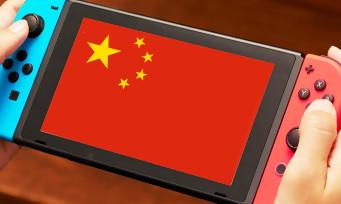 Switch : des ventes de fou en Chine, mieux que la PS4 et la Xbox One combinées