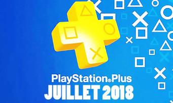 PlayStation Plus : les jeux de juillet annoncés, un classique de Quantic Dream dans le tas