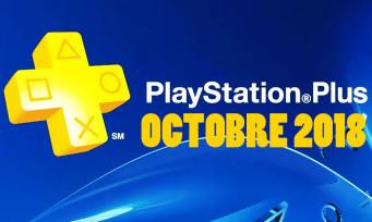 PlayStation Plus : découvrez les jeux gratuits du mois d'octobre, l'horreur à l'honneur