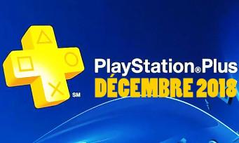 PlayStation Plus : les jeux de décembre annoncés, de l'horreur et de la course au programme