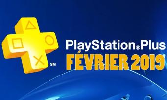 PlayStation Plus : voici les jeux du mois de février et il y a du très lourd