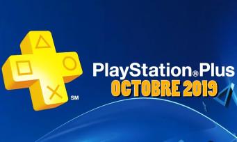 PlayStation Plus : voici les jeux offerts pour le mois d'octobre, un hit fantastique de Naughty Dog dans le lot